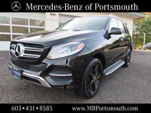 2018_Mercedes-Benz_GLE_350 4MATIC® SUV_ Greenland NH