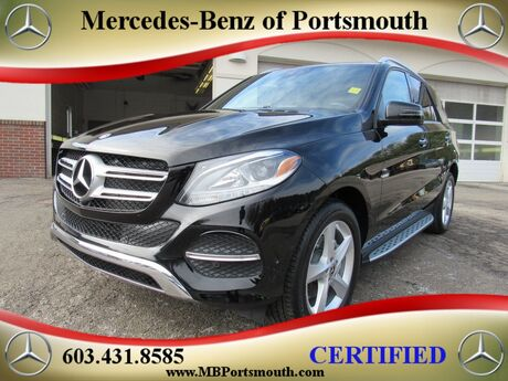 2018 Mercedes-Benz GLE 350 4MATIC® SUV Greenland NH
