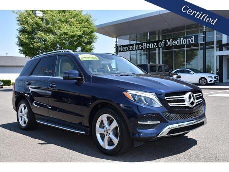 2018_Mercedes-Benz_GLE_350 4MATIC® SUV_ Medford OR