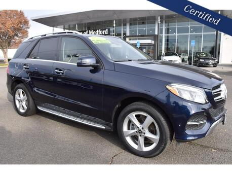 2018_Mercedes-Benz_GLE_350 4MATIC® SUV_ Medford OR
