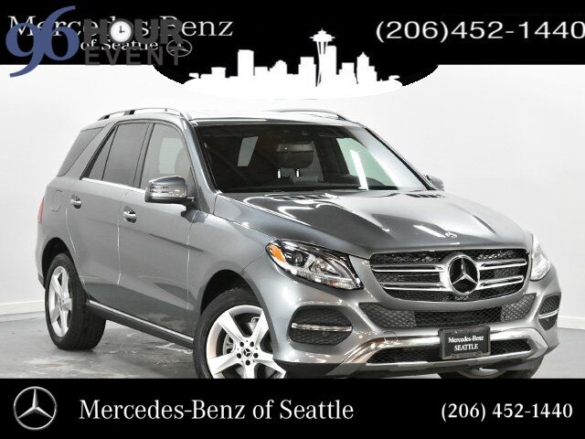2018 Mercedes-Benz GLE 350 4MATIC® SUV Seattle WA