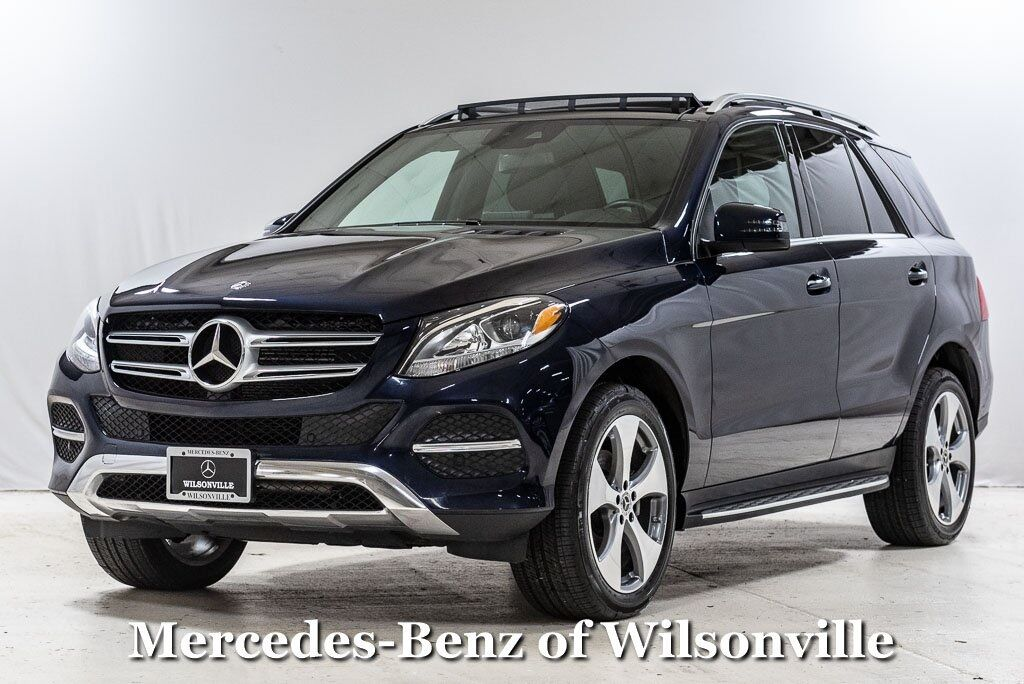 2018 Mercedes-Benz GLE 350 4MATIC® SUV