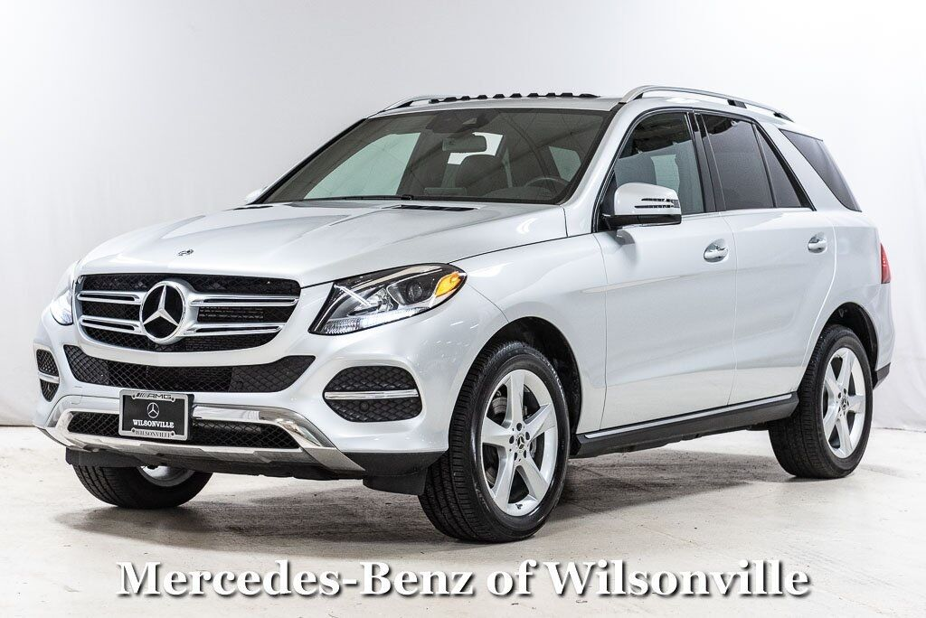 2018 Mercedes-Benz GLE 350 4MATIC® SUV Wilsonville OR
