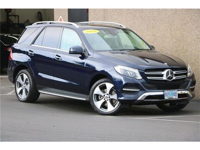 2018 Mercedes-Benz GLE 350 GLE 350 All-wheel Drive 4MATIC Salem OR