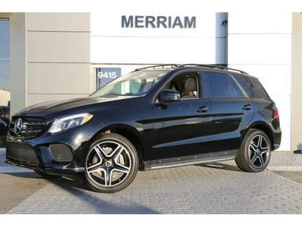 2018_Mercedes-Benz_GLE_350_ Merriam KS