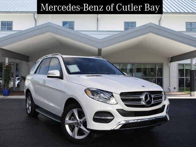 2018 Mercedes-Benz GLE 350 SUV Cutler Bay FL