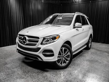 2018_Mercedes-Benz_GLE_350 SUV_ Peoria AZ