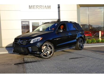 2018_Mercedes-Benz_GLE_43 AMG_ Merriam KS