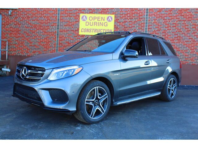 2018 Mercedes-Benz GLE 43 AMG® SUV Merriam KS