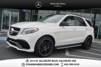Mercedes-Benz GLE 63 AMG® 4MATIC® 2018