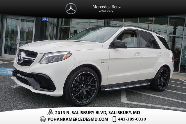 2018 Mercedes-Benz GLE 63 AMG® 4MATIC® Salisbury MD
