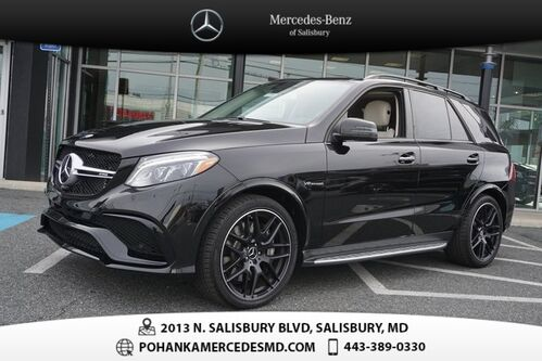 2018_Mercedes-Benz_GLE_63 AMG 4MATIC®_ Salisbury MD