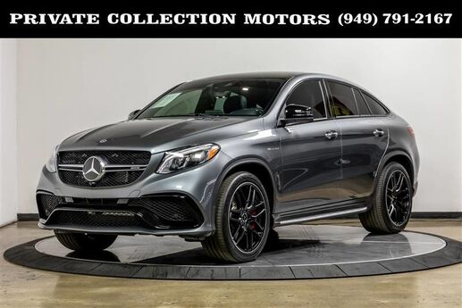 2018 Mercedes-Benz GLE 63 AMG S AMG GLE 63 S $126k MSRP Costa Mesa CA