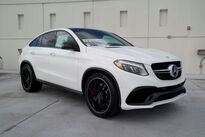Mercedes-Benz GLE 63 S AMG® Coupe 2018