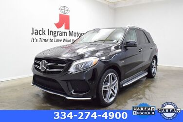 2018 Mercedes-Benz GLE AMG® 43 4MATIC® SUV