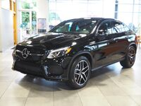Mercedes-Benz GLE AMG® 43 Coupe 2018