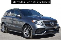 2018_Mercedes-Benz_GLE_AMG® 63 S SUV_ Coral Gables FL
