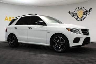 2018_Mercedes-Benz_GLE_AMG GLE 43 P2 Pkg,Pano,Blind Spot,Nav,Camera,Apple Play_ Houston TX