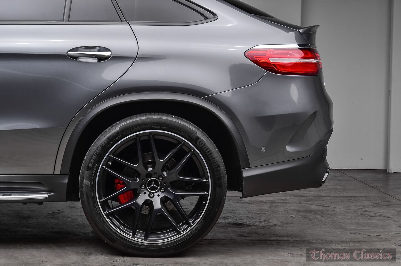 2018 Mercedes-Benz GLE AMG GLE 63 S Akron OH