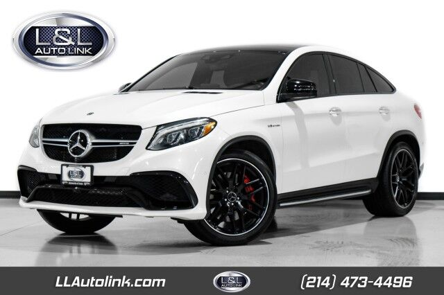 2018 Mercedes-Benz GLE AMG GLE 63 S Lewisville TX