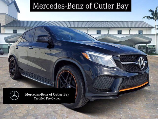 2018 Mercedes-Benz GLE AMG® 43 Coupe Cutler Bay FL
