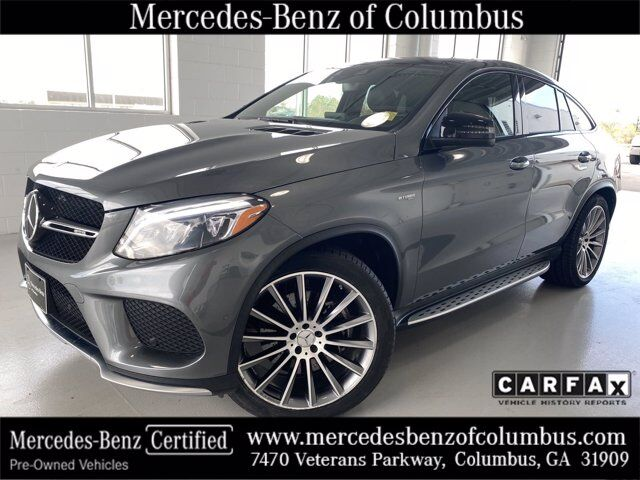 2018 Mercedes-Benz GLE AMG® GLE 43 Coupe Columbus GA