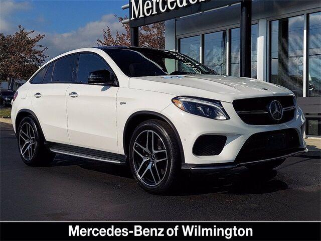 2018 Mercedes-Benz GLE AMG® GLE 43 Coupe Wilmington DE