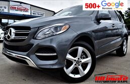 Mercedes-Benz GLE GLE 350 4MATIC AWD 4dr SUV 2018
