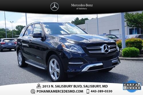 2018_Mercedes-Benz_GLE_GLE 350 4MATIC®_ Salisbury MD