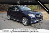 2018 Mercedes-Benz GLE GLE 350 4MATIC® ** Mercedes-Benz Certified **