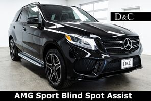 2018_Mercedes-Benz_GLE_GLE 350 4MATIC® AMG Sport Blind Spot Assist_ Portland OR