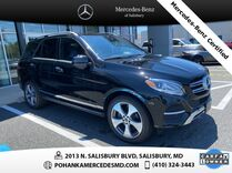 2018 Mercedes-Benz GLE GLE 350 4MATIC®* Mercedes-Benz Certified Pre-Owned **