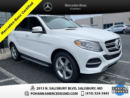 2018_Mercedes-Benz_GLE_GLE 350 4MATIC® Mercedes-Benz Certified Pre-Owned_ Salisbury MD