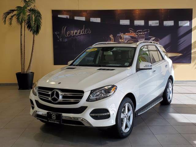 2018 Mercedes-Benz GLE GLE 350 4MATIC® SUV Morristown NJ