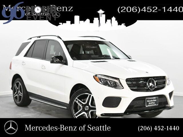 2018 Mercedes-Benz GLE GLE 350 4MATIC® SUV Seattle WA