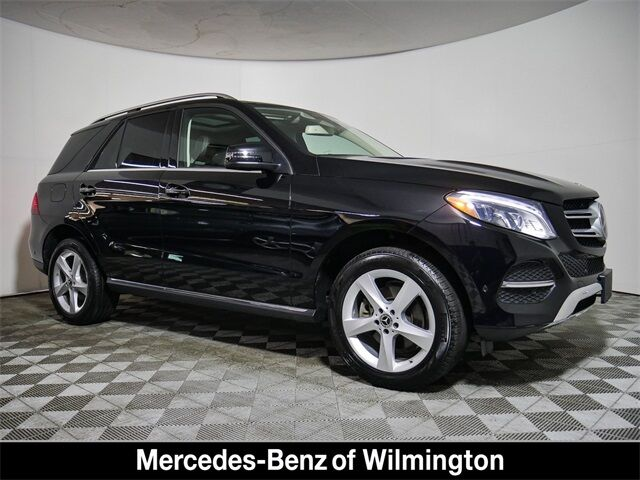 2018 Mercedes-Benz GLE GLE 350 4MATIC® SUV Wilmington DE