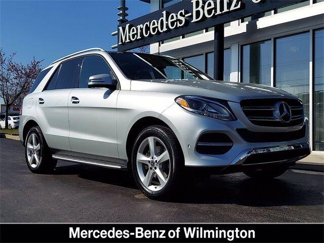 2018 Mercedes-Benz GLE GLE 350 4MATIC® SUV Wilmington DE