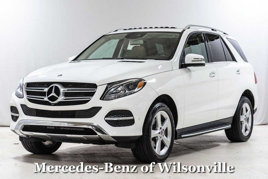 2018 Mercedes-Benz GLE GLE 350 4MATIC® SUV Wilsonville OR