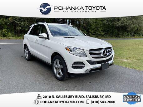 2018_Mercedes-Benz_GLE_GLE 350 4MATIC®_ Salisbury MD