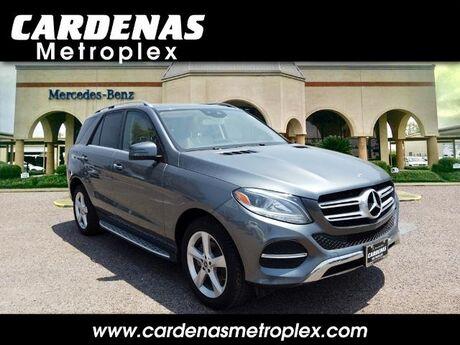 2018 Mercedes-Benz GLE GLE 350 Brownsville TX