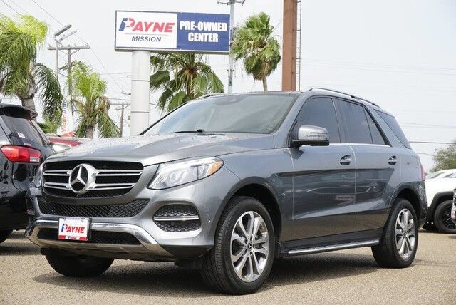 2018 Mercedes-Benz GLE GLE 350 Mission TX