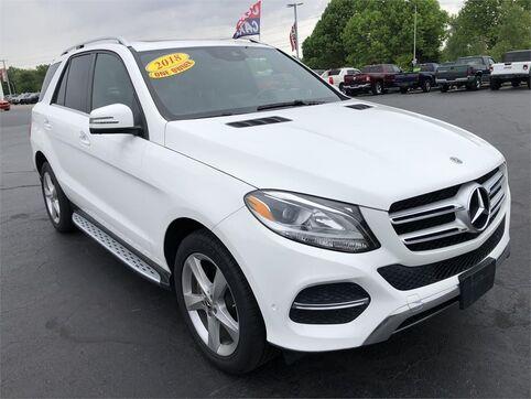 2018_Mercedes-Benz_GLE_GLE 350_ Evansville IN