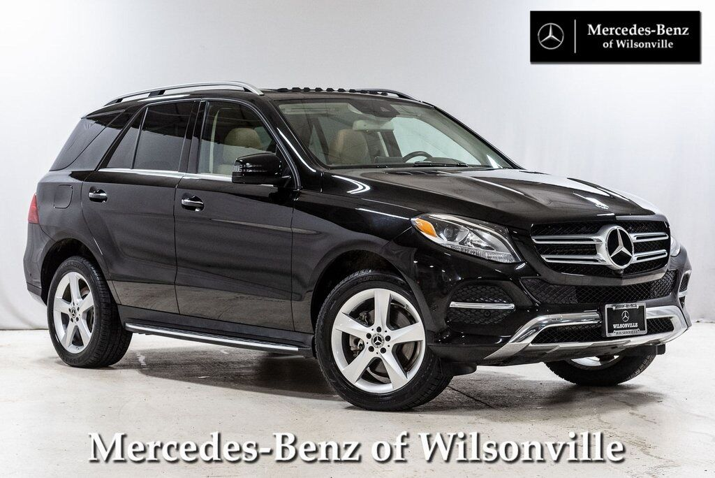 2018 Mercedes-Benz GLE GLE 350 Wilsonville OR