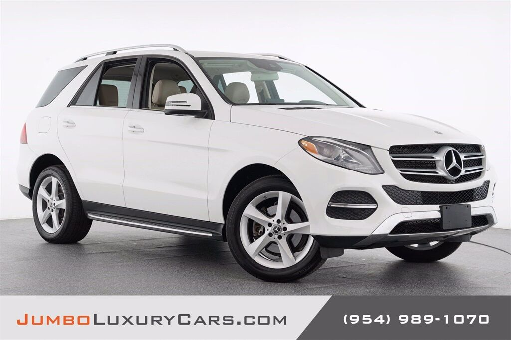 2018 Mercedes-Benz GLE GLE 350 Hollywood FL
