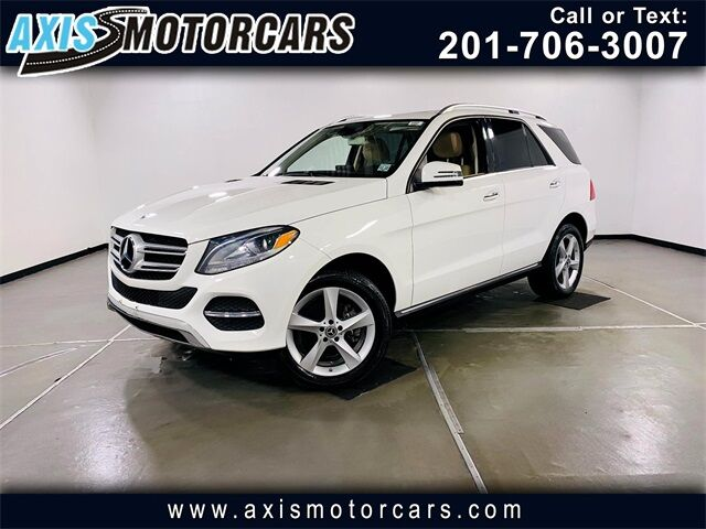2018 Mercedes-Benz GLE GLE 350 Jersey City NJ