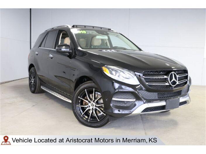 2018 Mercedes-Benz GLE GLE 350 Merriam KS