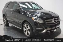 Mercedes-Benz GLE GLE 350 NAV,CAM,PANO,HTD STS,KEY-GO,20IN WHLS 2018