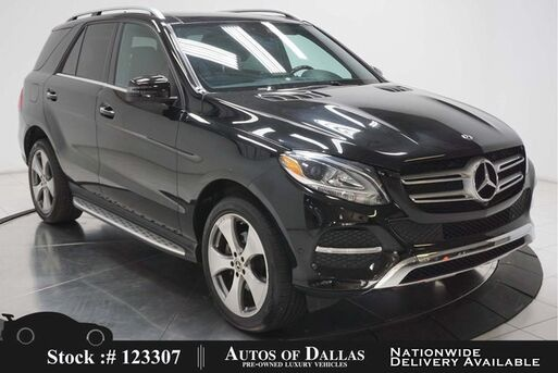 2018_Mercedes-Benz_GLE_GLE 350 NAV,CAM,PANO,HTD STS,KEY-GO,20IN WHLS_ Plano TX
