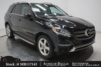 Mercedes-Benz GLE GLE 350 NAV,CAM,SUNROOF,HTD STS,19IN WHLS 2018