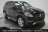 Mercedes-Benz GLE GLE 350 NAV,CAM,SUNROOF,HTD STS,KEY-GO,19IN WLS 2018